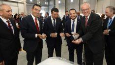 ABD'li masterbatch firması Çerkezköy'de üretime başladı