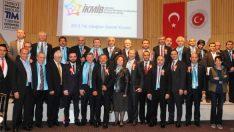 Murat Akyüz yeniden İKMİB Başkanı seçildi