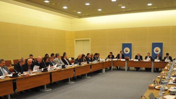 TOBB Plastik, Kauçuk, Kompozit Sanayi Sektör Meclisi kuruldu