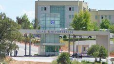 Uşak Üniversitesi'nde polimer bilimi master programı