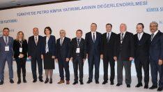 Petrokimya sektörü yatırımları Ankara'da tartışıldı