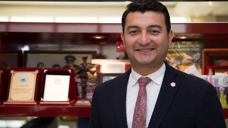 Bursa'da Kağan Yeşil yeniden aday