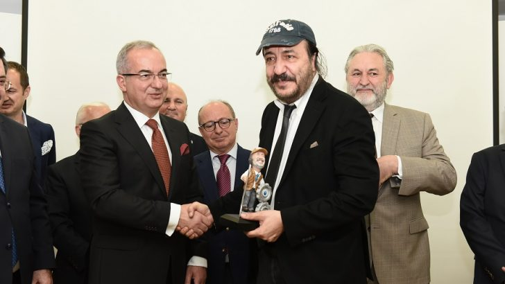 Türkiye'nin Makinecileri'nde dümene Kutlu Karavelioğlu geçti