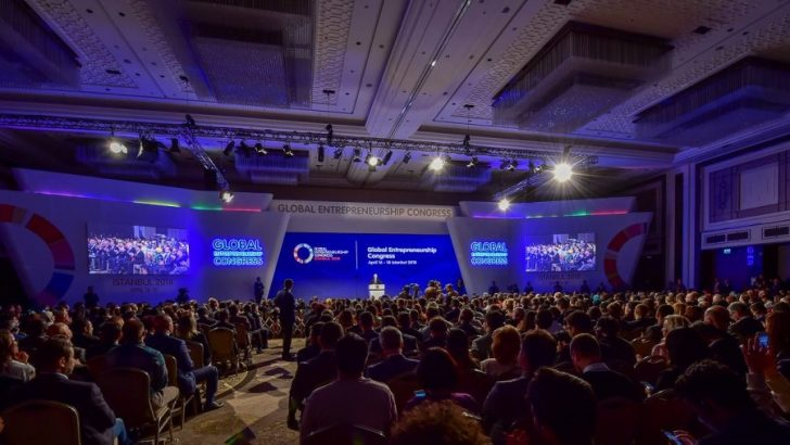 Kordsa, Global Girişimcilik Kongresi'ne katıldı