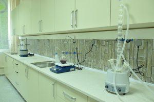 Düzce polimer araştırma laboratuvarına kavuştu