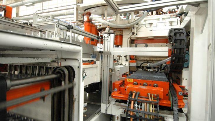 Plastik makineleri ihracatı 83 milyar dolara ulaştı