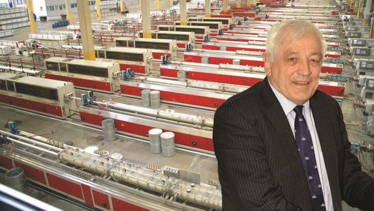 Dr. Peter Cox plastik sanayicileri ile buluşmaya geliyor