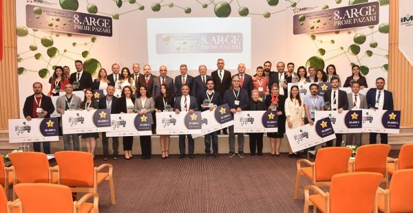 Ar-Ge projeleri İKMİB tarafından ödüllendirildi