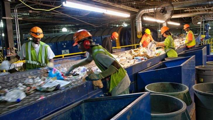 PAGÇEV'in 2019 hedefi 300 bin ton atık