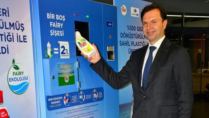 Fairy, CarrefourSA ve TÜDAV denizi şansa bırakmıyor