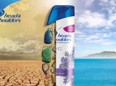 Head&Shoulders şişelerinin yüzde 25'i atık plastikten