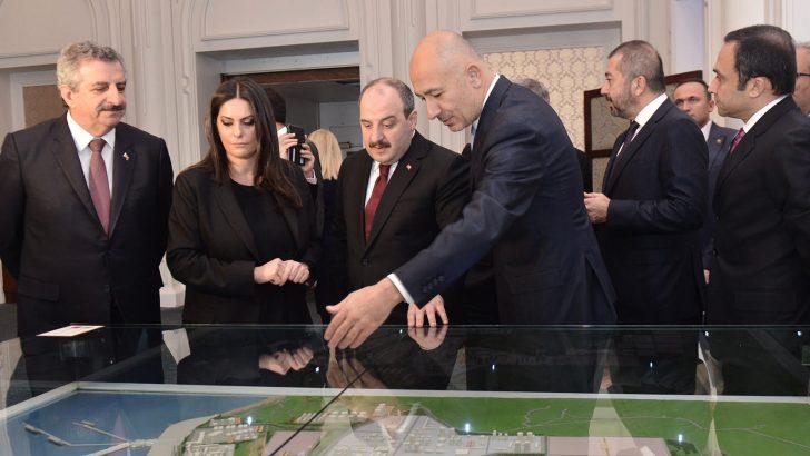 """İKMİB / Adil Pelister: """"Ceyhan Polipropilen Üretim A.Ş. yılda 450 bin ton PP üretecek"""""""