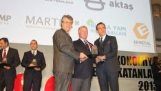 Aktaş Holding'e Önemli Ödül