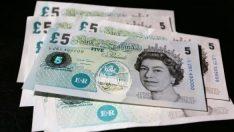 İngiltere de plastik banknot kullanan ülkeler arasına girdi