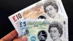 """İngiltere """"plastik para""""ya geçiyor"""