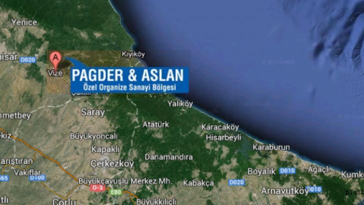 PAGDER, Vize'de Türkiye'nin ilk özel plastik OSB'sini kuruyor