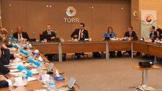 TOBB Sektör Meclisinden toplu istifa