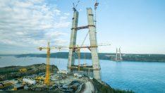 Üçüncü köprü inşaasına Manisa'dan katkı