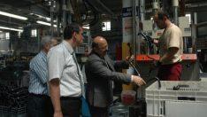 Ünver Group'un silikon hortum üretim hattı hizmete giriyor