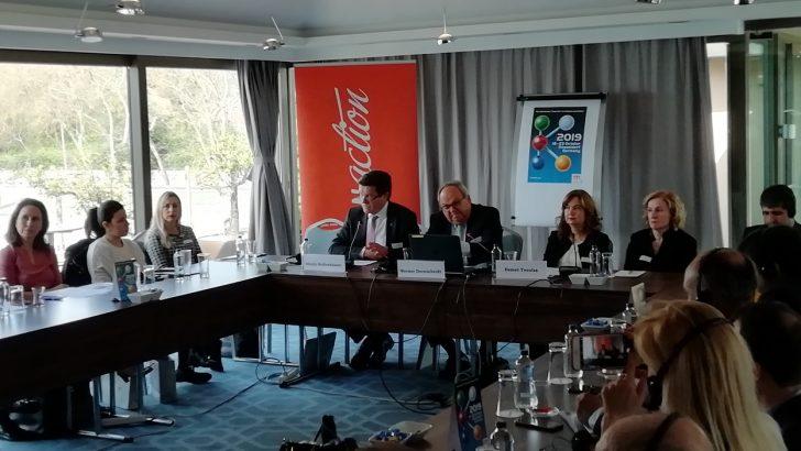 K Fuarı Başkanı Ulrich Reifenhäuser ilk kez Türkiye'de
