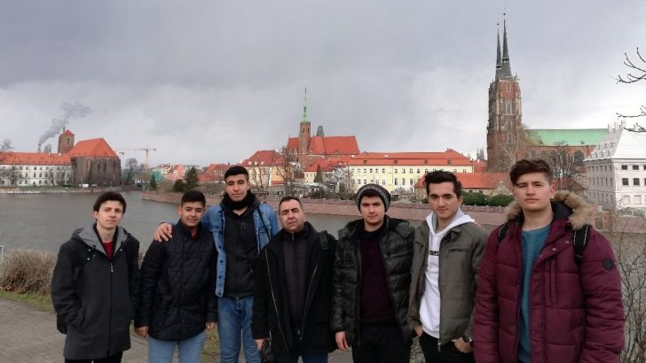 Mazhar Zorlu MTAL, AB geri dönüşüm uygulamalarını Portekiz'de deneyimledi