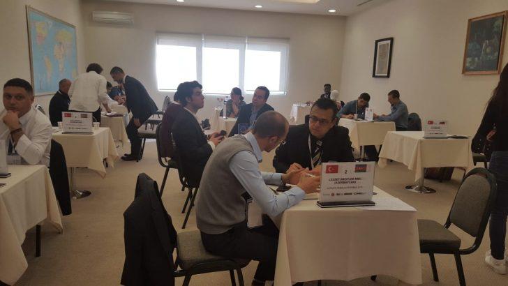 Ambalaj sektörü Alım Heyeti'ne 5 ülkeden 14 firma katıldı