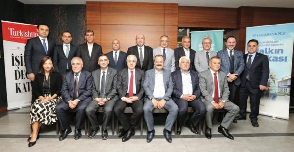 Gaziantep OSB güçlü adımlarla geleceğe koşuyor