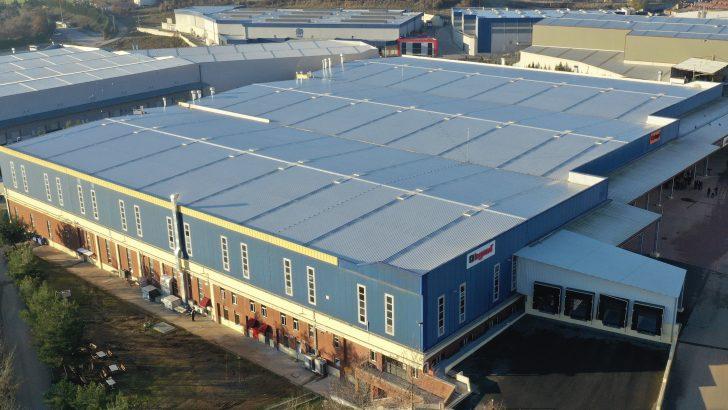 Legrand'dan 5.5 milyon Euro'luk yeni fabrika
