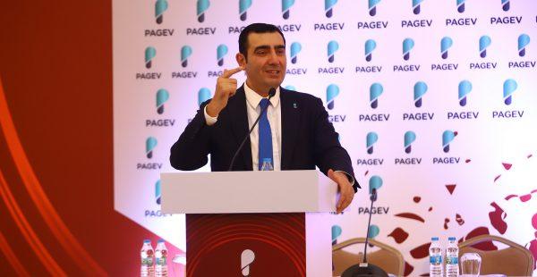 PAGEV'de Eroğlu yeniden başkan