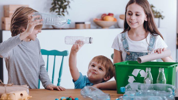 """""""Evde kal"""" günlerinde ambalaj atıkları evlerde ayrı biriktirilmeli"""