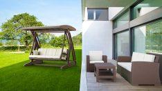 Siesta Mobilya'nın Monaco Lounge Set ve Box Sofa Koleksiyonu ile açık havada konfor zamanı