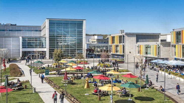 """Özyeğin Üniversitesi """"Sıfır Atık Belgesi"""" almaya hak kazanan ilk üniversite oldu"""
