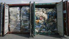 Karışık atık ithalatı yasaklandı