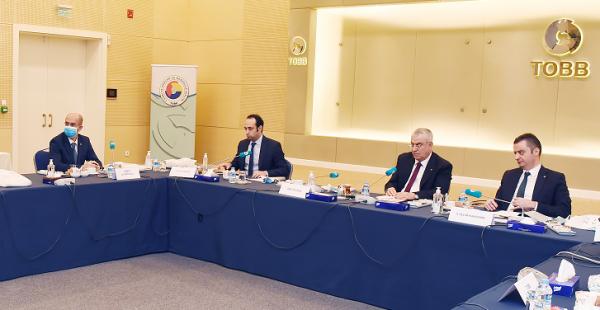 TOBB Atık ve Geri Dönüşüm Sanayi Meclisi kuruldu