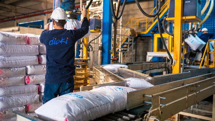 Dioki UHMWPE üretimine hazırlanıyor