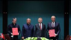 Tataristan Türkiye'de maleik anhidrit üretecek