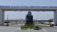 Plastik sektörünün kalbi İzmir Menemen'de