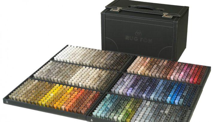 Best Color'dan halıda renk referans sistemi