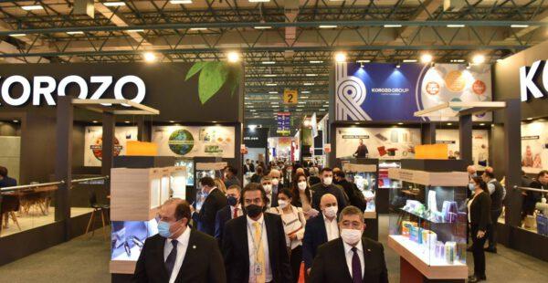 Ambalaj endüstrisinin 26'ncı randevusu Tüyap'ta başladı